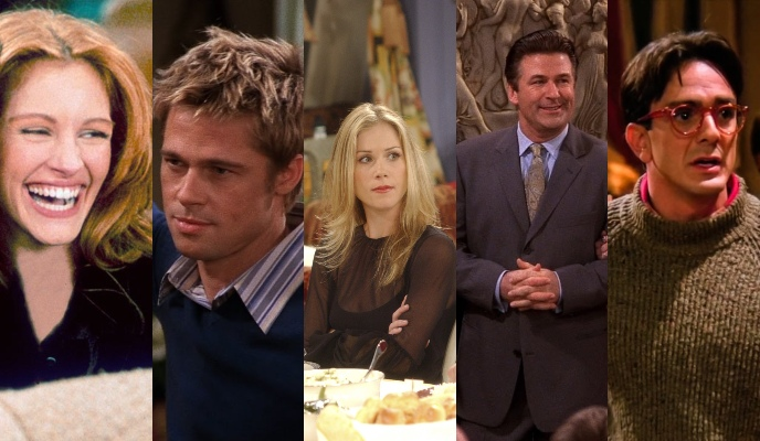 Friends best guest appearances