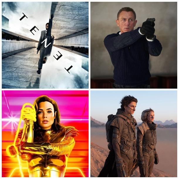 Kompletny Przewodnik Filmowy 2020